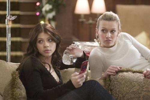 Melissa and Kelli