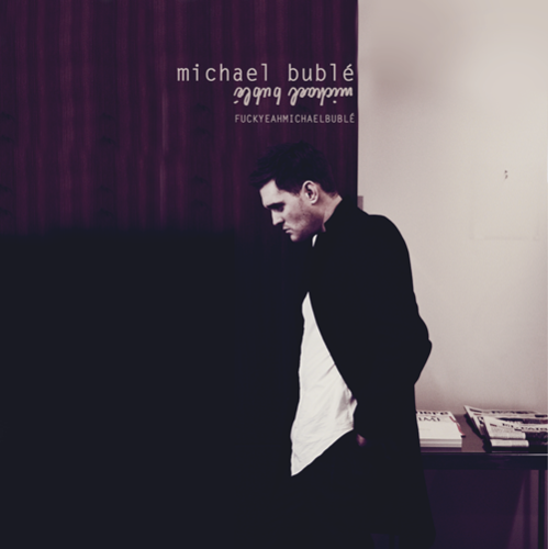 Michael Bublé wallpaper probably containing a business suit, a well dressed person, and a concert entitled Michael B.