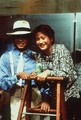 Michael Jackson and Sean Lennon. 1988 - michael-jackson photo