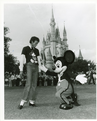 Michael and Mickey 老鼠, 鼠标