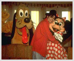 Michael and Mickey souris
