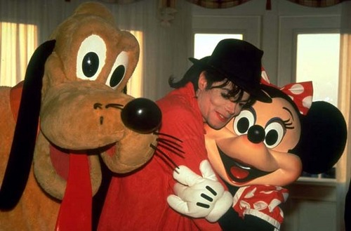 Michael and Mickey мышь