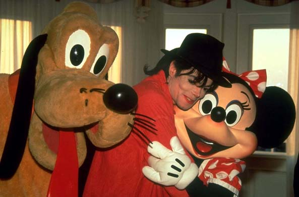 Michael and Mickey माउस