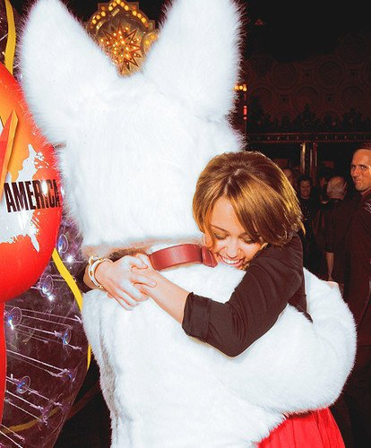 Miley and Bolt.