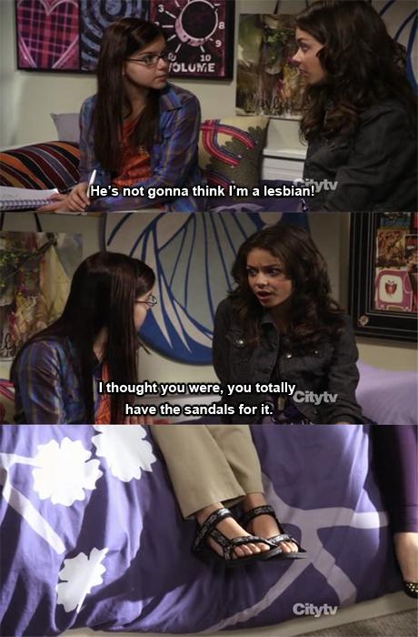 Modern Lesbian 6