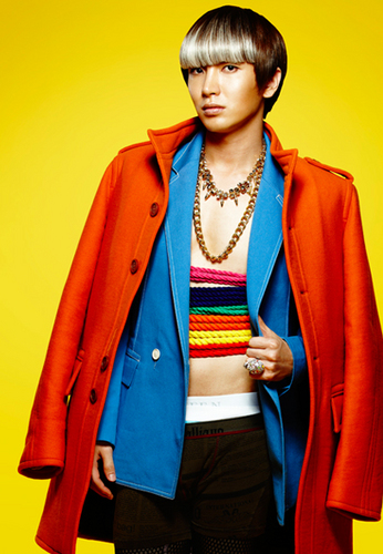 Mr.Simple New Photos from SJ homepage