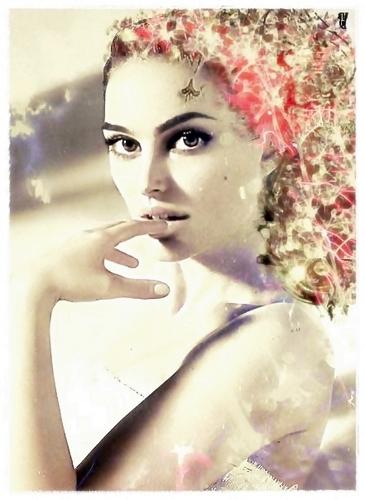 Natalie Portman (stlyzation )