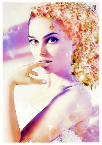 Natalie Portman (stylization)