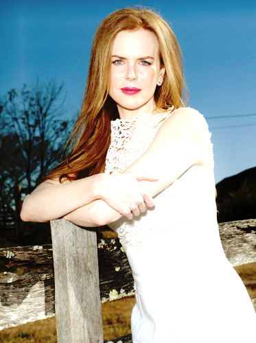 Nicole Kidman - Matthias Vriens-McGrath photoshoot