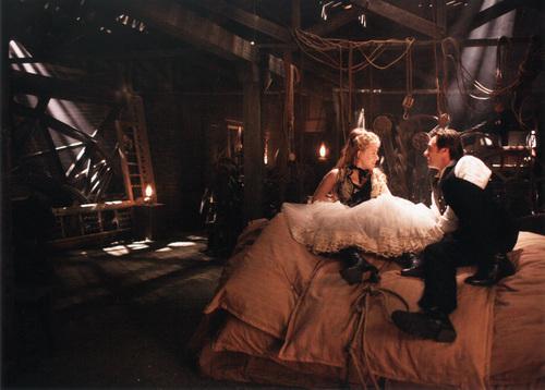 Olivia & Robert Angier