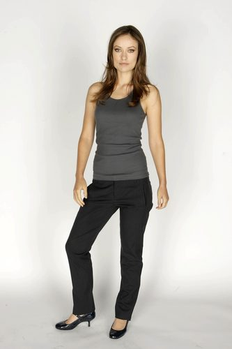 Olivia Wilde Outtakes from the 2008 cáo, fox So Fresh Winter Campaign for 'House MD' (HQ)