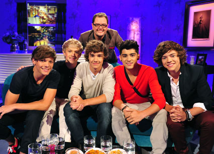 One Direction on Alan Carr!!