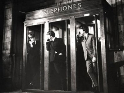 The Beatles: A Hard Day's Night On The Telephone