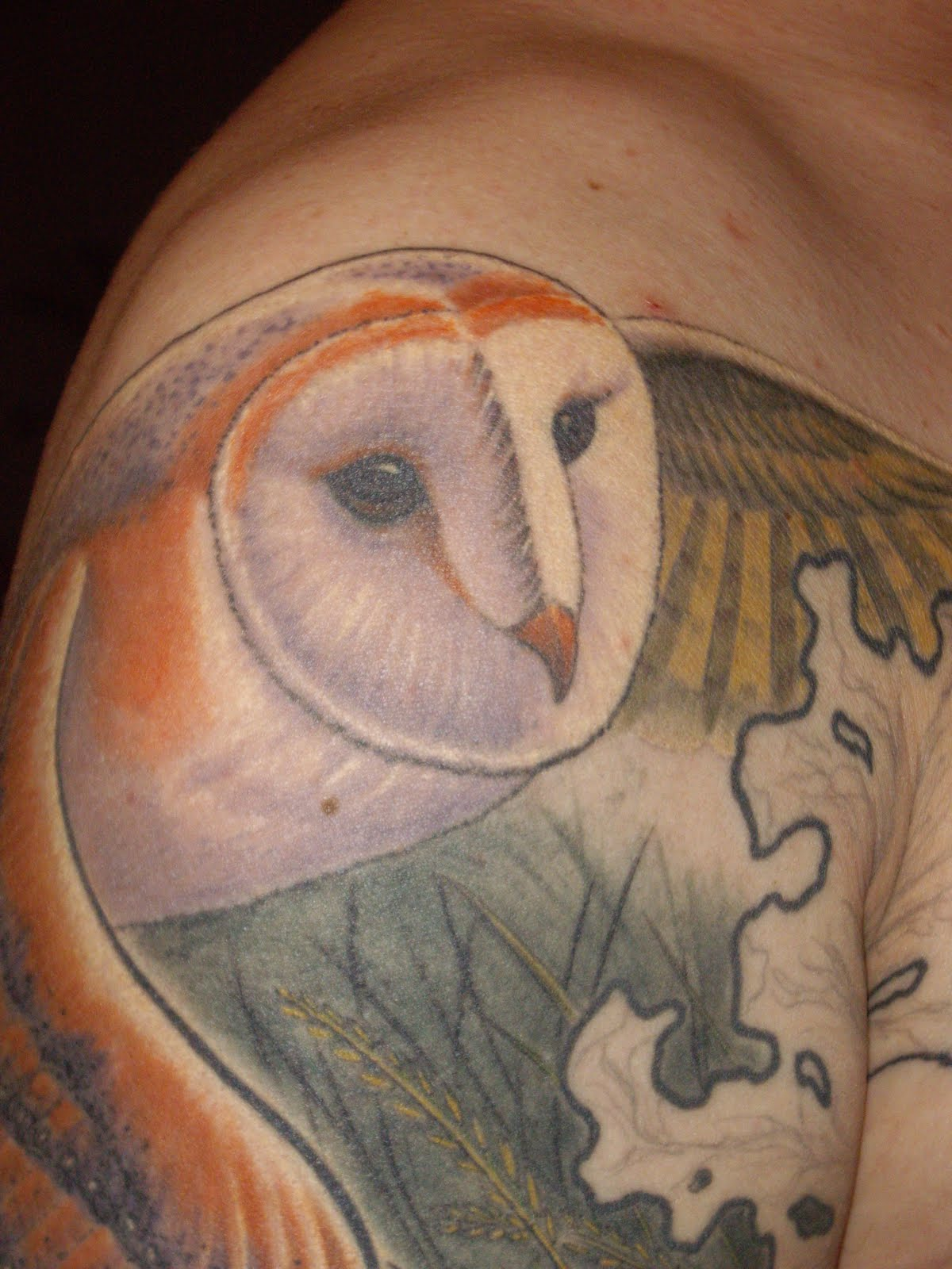 Barn Owl Tattoo Meaning