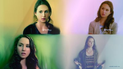 Pretty little liars fan art gorgeous nail designs inspired by the