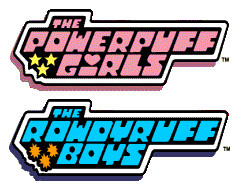 Powerpuff Girls wallpaper called PPG & RRB