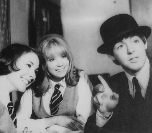 Pattie, Paul and Prudence