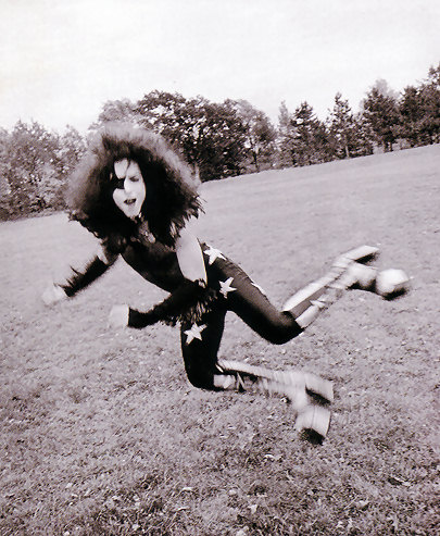 Paul Stanley Cadillac High - 1975