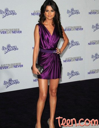 Pictures of Look 2011:Selena's Dress Is One Of the 10 most beautiful clothes BREAM year!