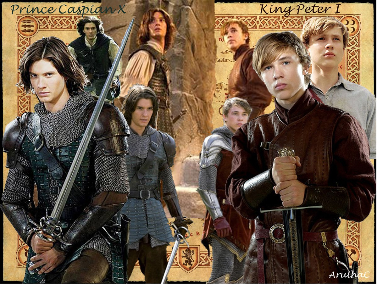 the chronicles of narnia prince caspian book report