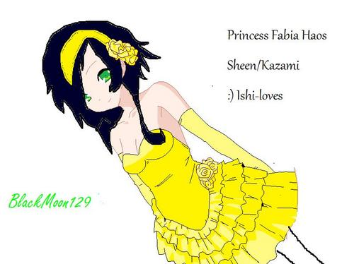 Princess Fabia Sheen