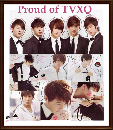 Proud of TVXQ!