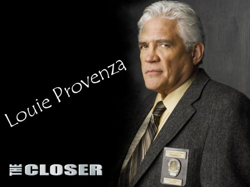 The Closer wallpaper possibly containing a well dressed person, a business suit, and a portrait entitled Provenza