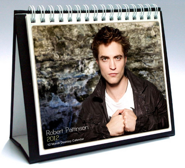 ROB PATTINSON CALENDAR... Robert Pattinson Calendar