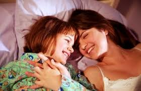 Ramona and Beezus laughing