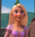 Rapunzel with Aurora's color scheme