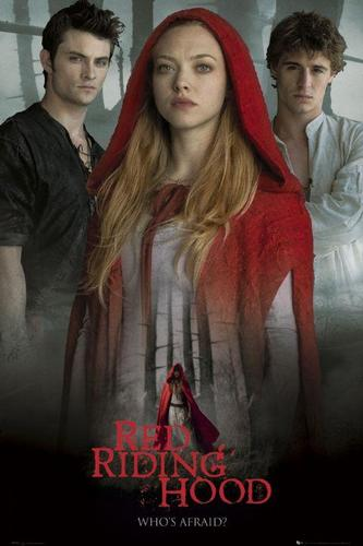 Red Riding kap Posters