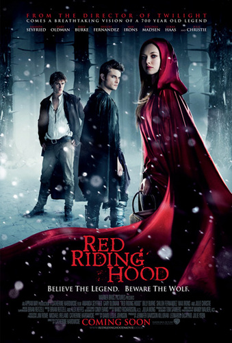 Red Riding 兜帽, 罩, 发动机罩 Posters