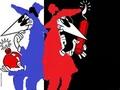 Red Spy VS Blue Spy - spy-vs-spy photo