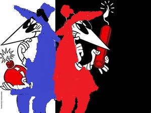 Spy Vs Spy Images Red Spy Vs Blue Spy Wallpaper And Background