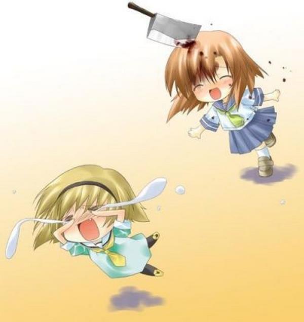 higurashi no naku koro ni wallpaper