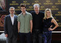 Robert Pattinson and Reese Witherspoon attend 'Water for Elephants' Photocall