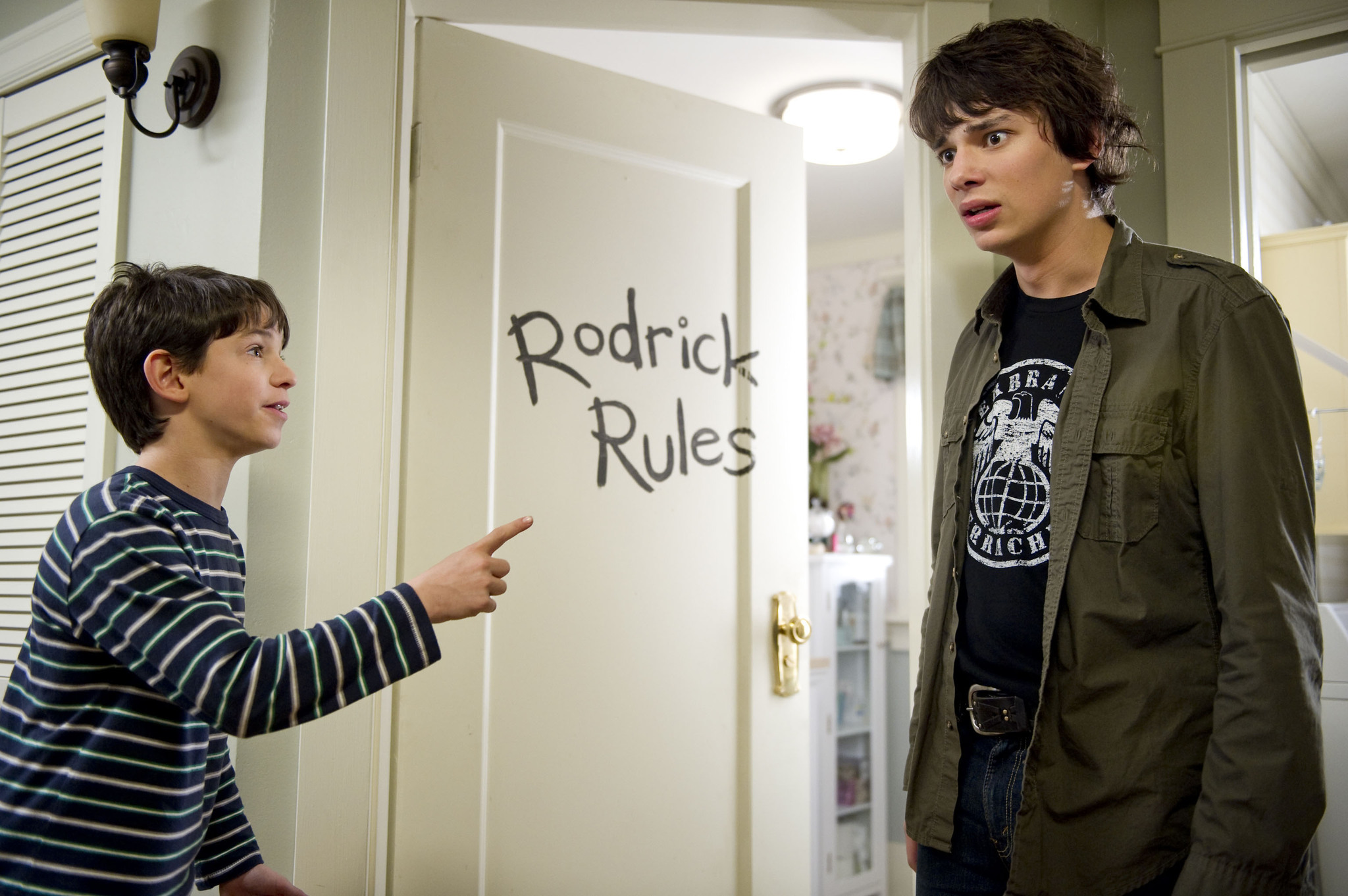 Diary of a Wimpy Kid 2  Rodrick Rules Rodrick RulesDiary Of A Wimpy Kid Rodrick Rules Book Pictures