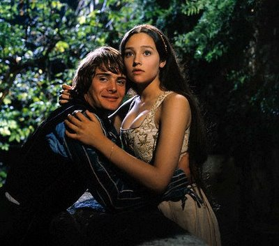 1968 Romeo and Juliet by Franco Zeffirelli wallpaper possibly containing a cocktail dress, a dinner dress, and a portrait titled Romeo and Juliet (1968)