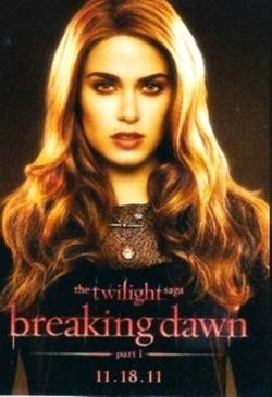 Rosalie Hale fond d'écran containing a portrait titled Rosalie Breaking Dawn Trading Card