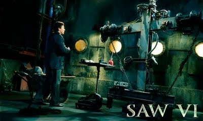 Saw wallpaper entitled SAW VI