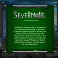 SEVERMORE - pottermore fan art