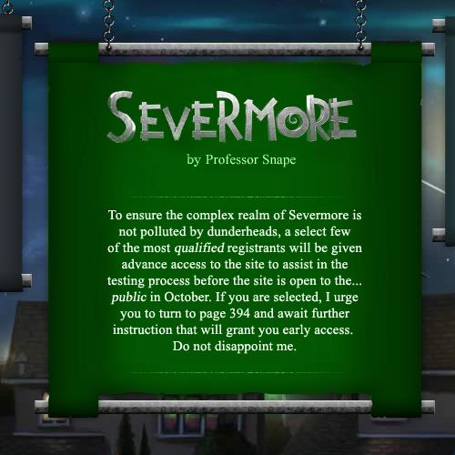 SEVERMORE?
