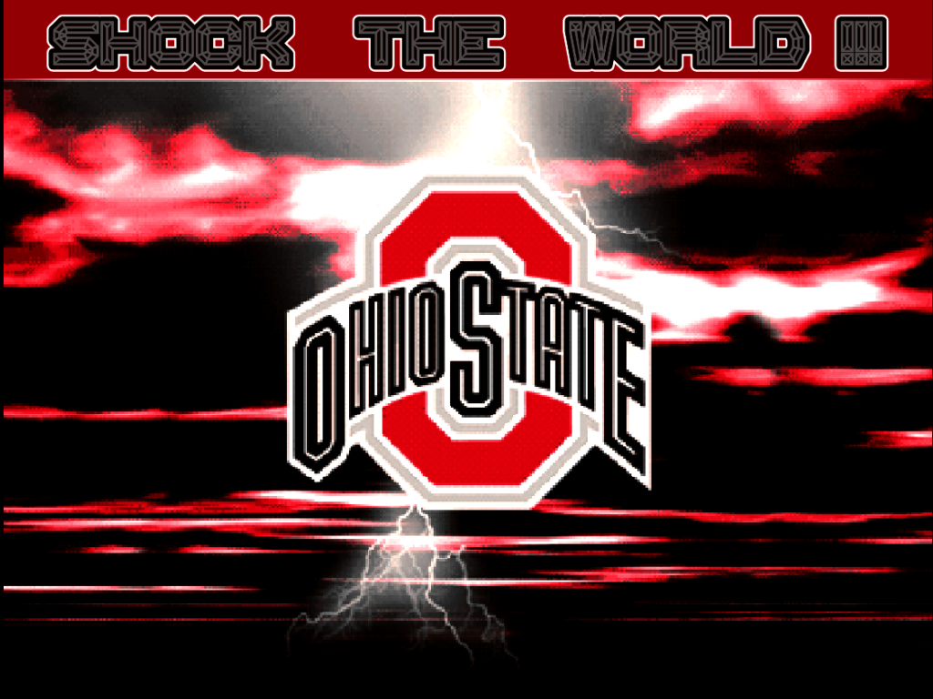 SHOCK THE WORLD !!! - Ohio State Football Wallpaper ...