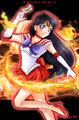 Sailor Mars / Aleina-chan