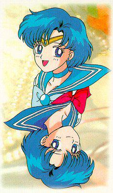 Sailor Mercury/Ami
