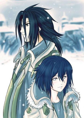 Sasuke and Hinata