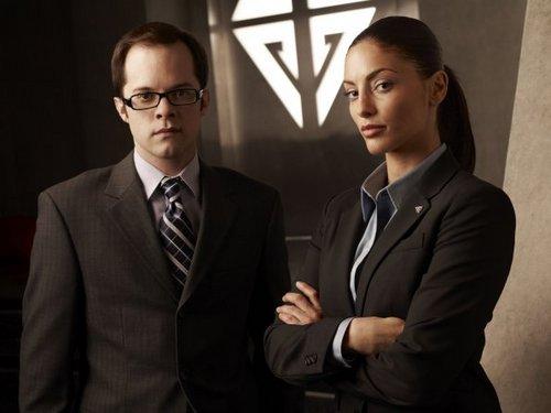 Season 4 Cast Promotional foto's
