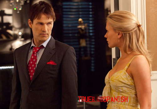 Bill and Sookie - Season 4