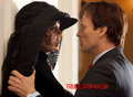 Pam and Bill - Season 4 - true-blood photo