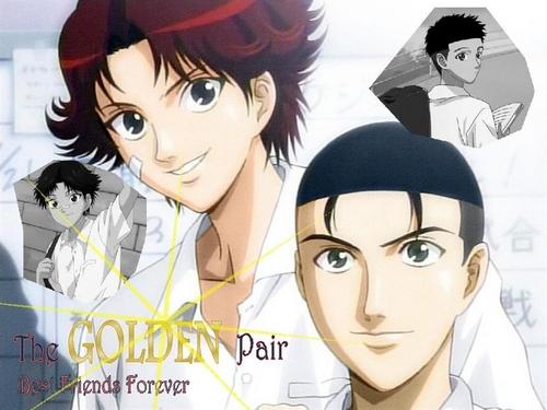 "Seigaku 'Golden Pair"""